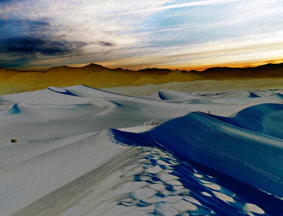Death Valley Photograph - Been Through The Desert by Joe Schofield