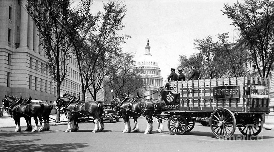 Prohibition Photograph - Beer For The President by Jon Neidert