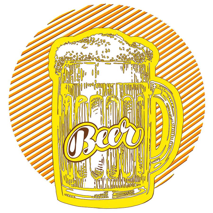 Beer Drawing