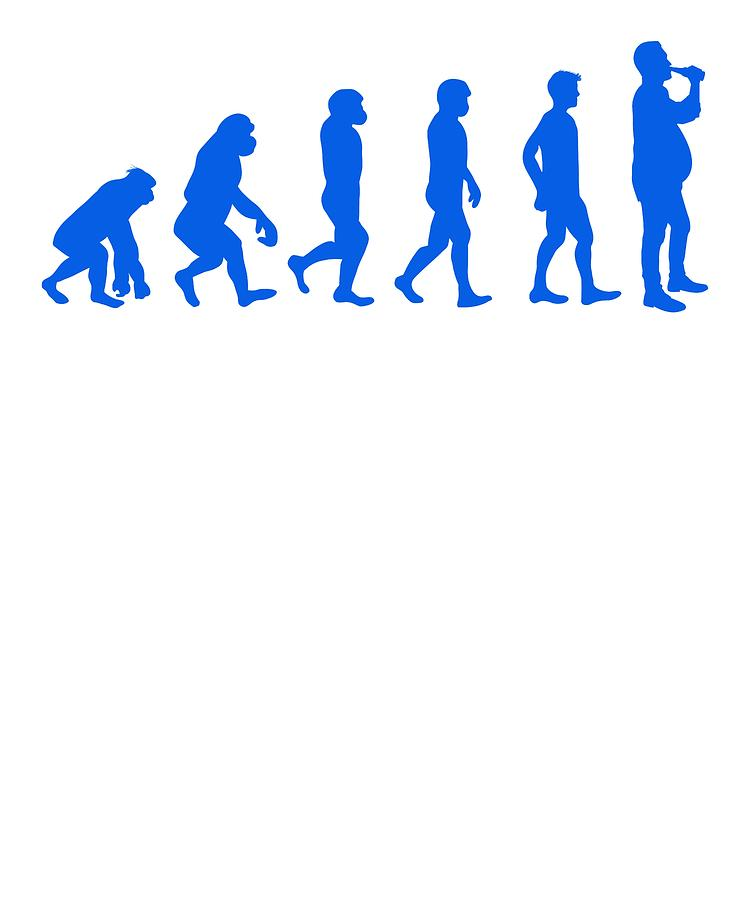 Beer Lover Evolution Of The Beer Body Beer Drinker