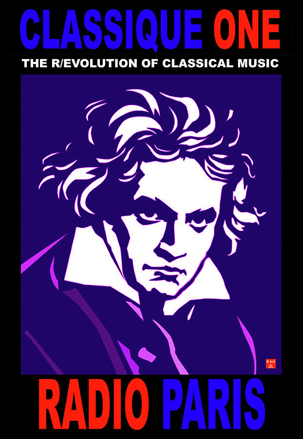 Beethoven Classique One Radio Paris  by Ran Andrews