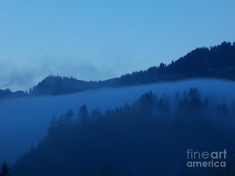 Darkness Photograph - Before Darkness 1 by Angelika Heidemann