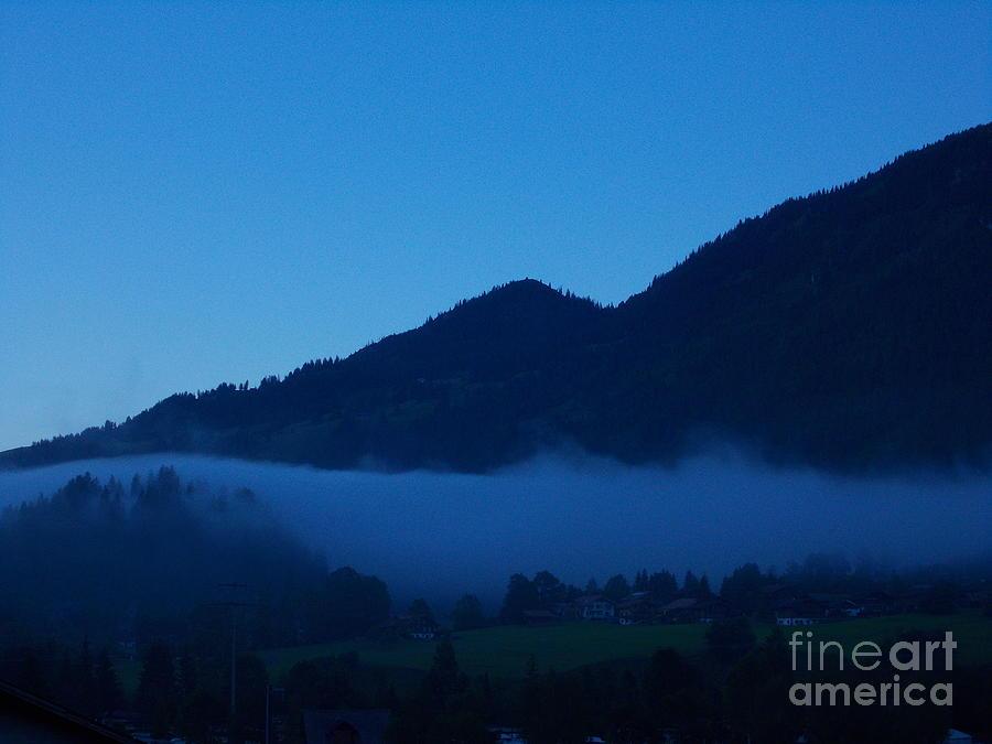 Darkness Photograph - Before Darkness 3 by Angelika Heidemann