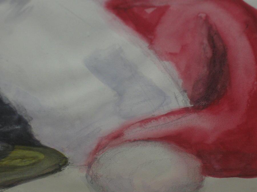 Holidays Painting - Before Santas Trip  by Paula Andrea Pyle
