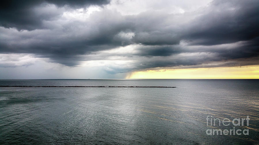 Samsung Photograph - Before The Storm by Ricky L Jones