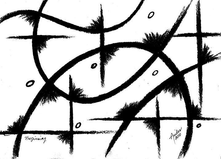 Beginning Drawing by Arides Pichardo