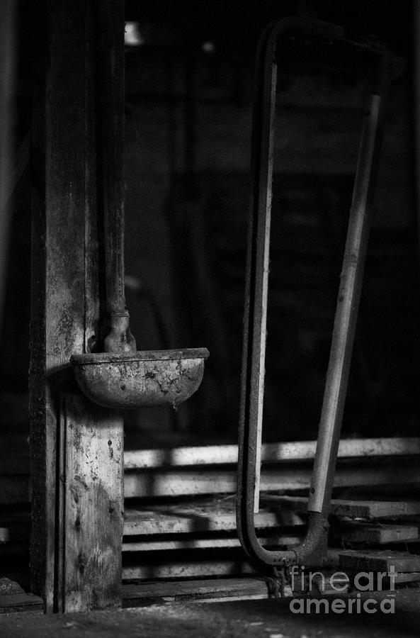 Behind the Barn by Lee Craig