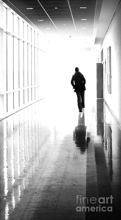 Being Alone Doesnt Mean Youre Free Photograph