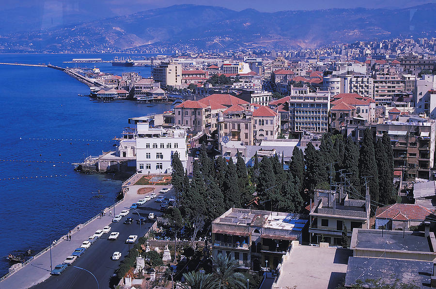 Beirut In Lebanon Photograph