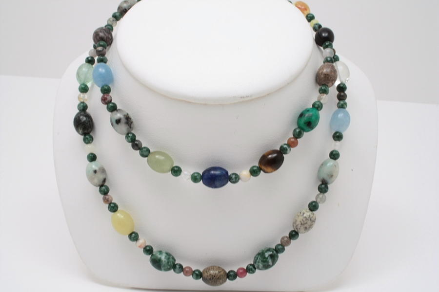 Necklace Jewelry - Bejeweled by Jerri Nielsen