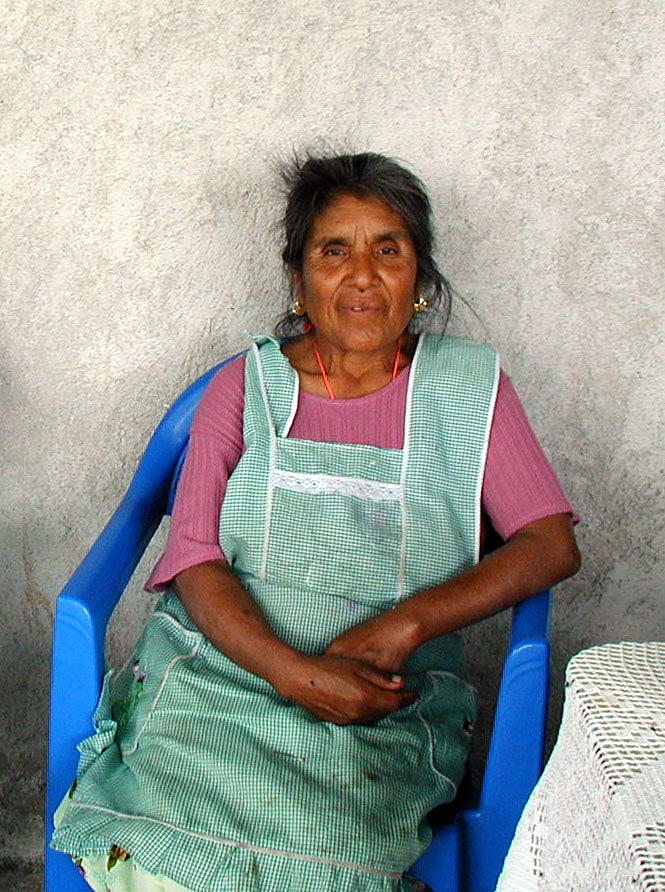 Mexico Photograph - Belen by Charlotte Bell