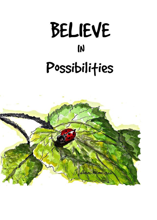 Believe in Possibilities by Diane Palmer
