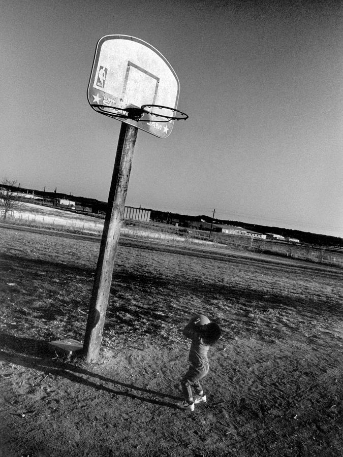 Basketball Photograph - Believe by Jimmy Bruch