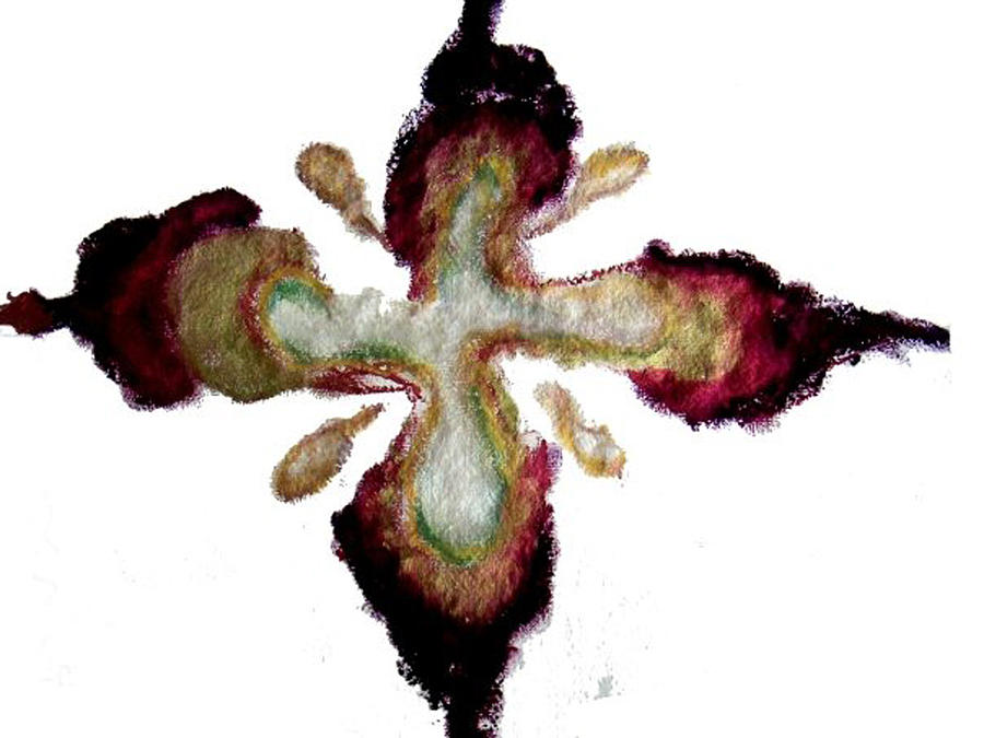Symbolism Painting - Believing In Me by Erika Brown