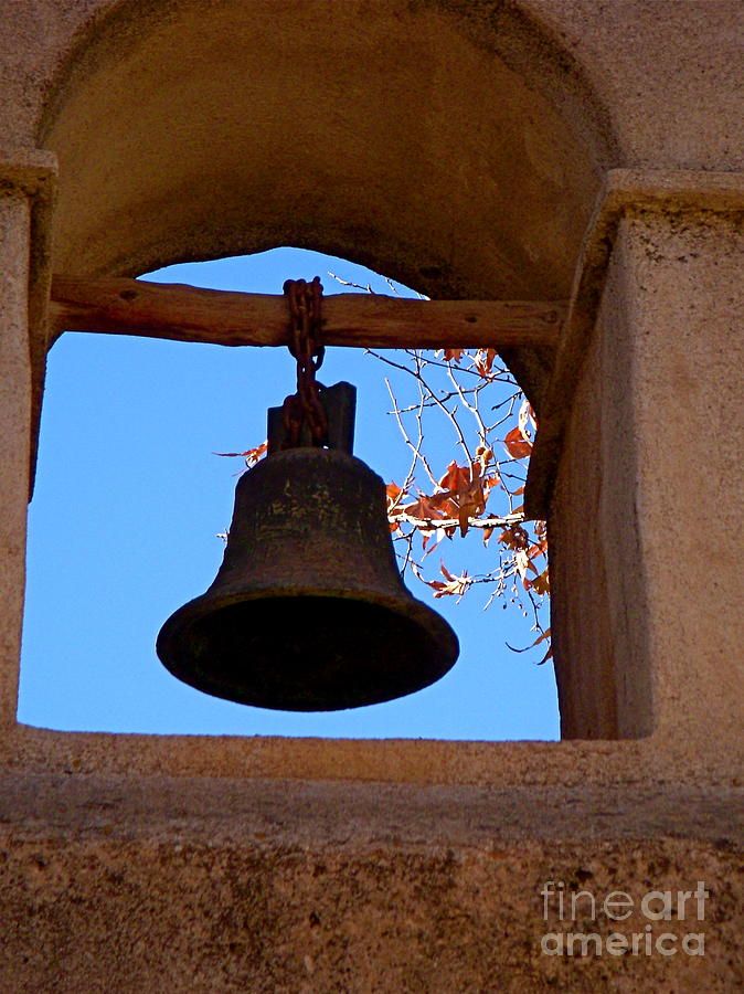 Sedona Photograph - Bell by Amy Strong