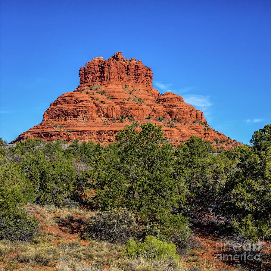 Arizona Photograph - Bell Rock by Jon Burch Photography