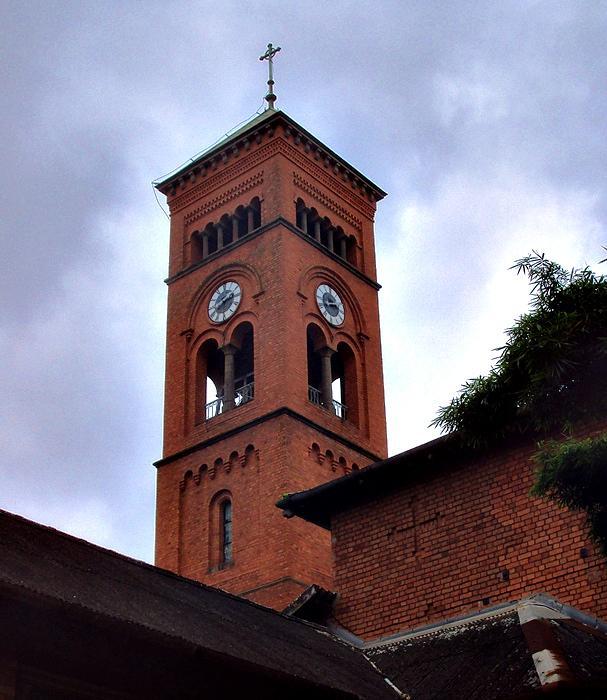 Bell Tower Photograph by Bridgette  Allan