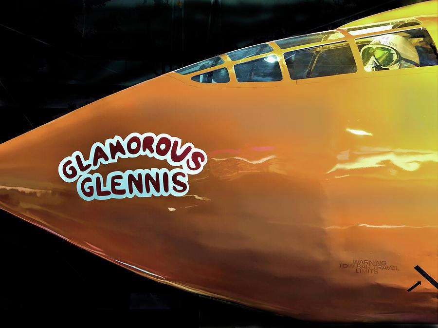 Glamorous Glennis