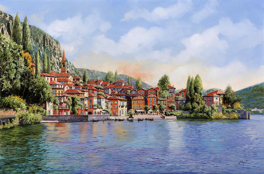 Bellagio A Colori Painting