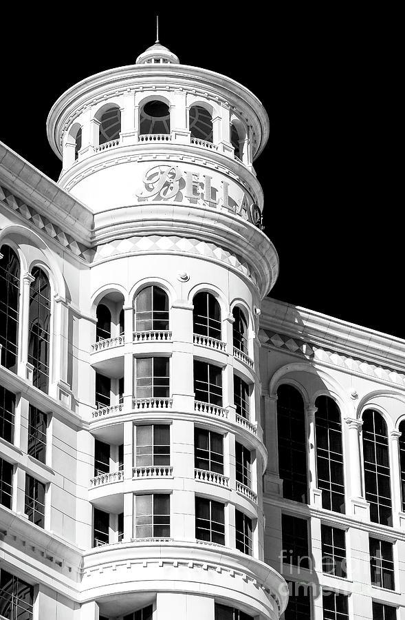 Bellagio Photograph - Bellagio Las Vegas Up Close by John Rizzuto