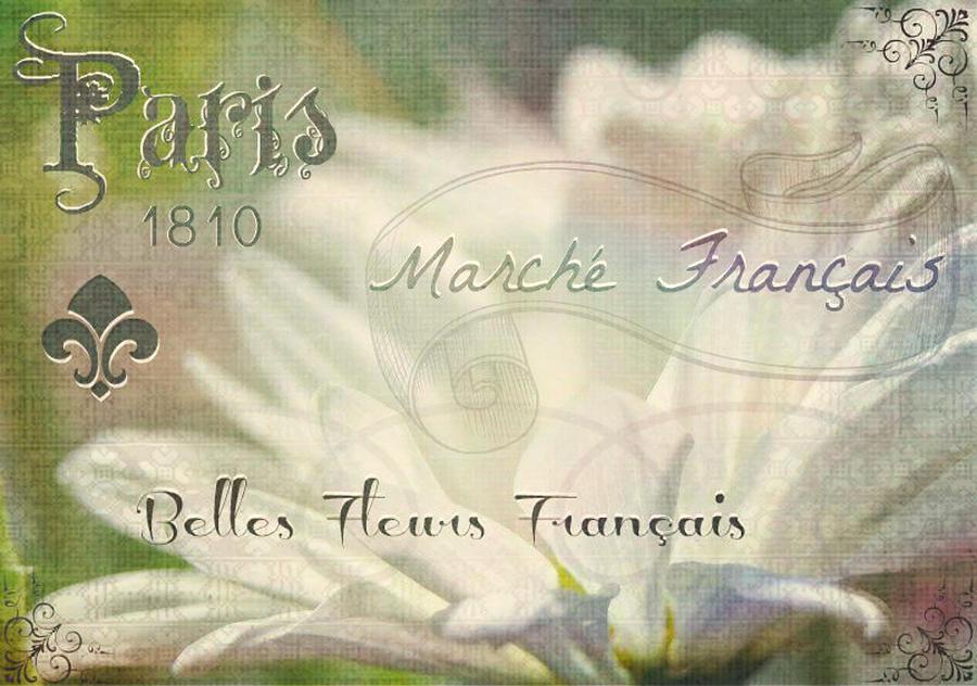 Belles Fleurs Photograph