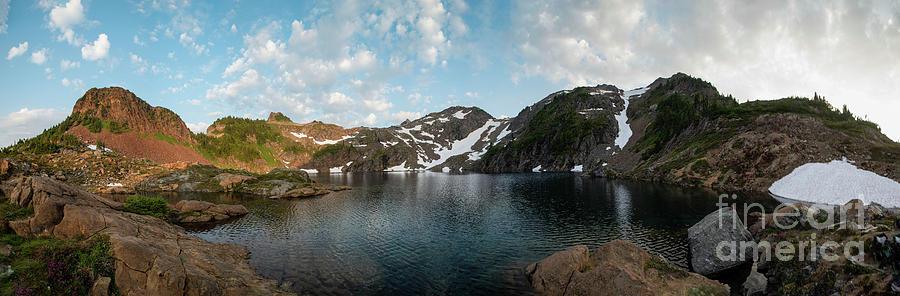 Below the Peak by Rod Wiens
