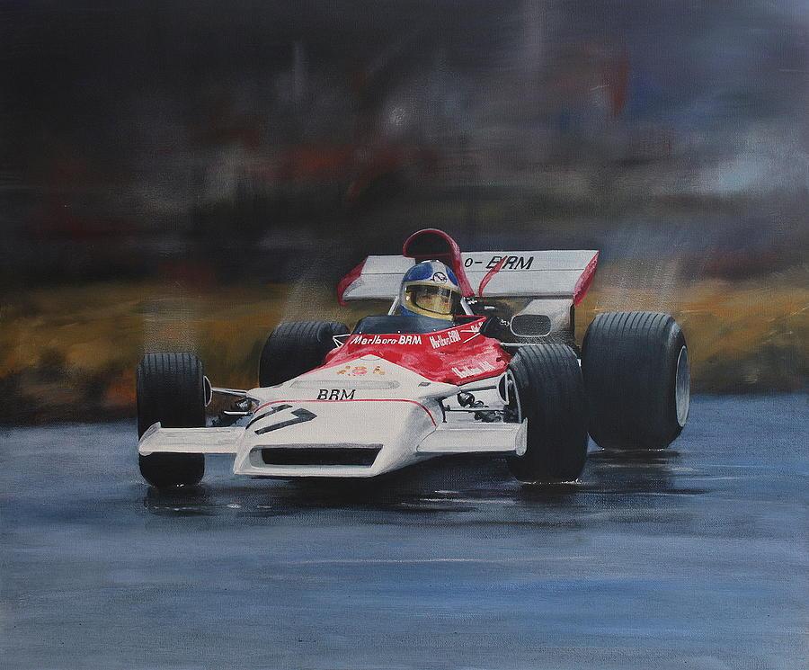 Beltoise ,Monaco GP by Steve Jones