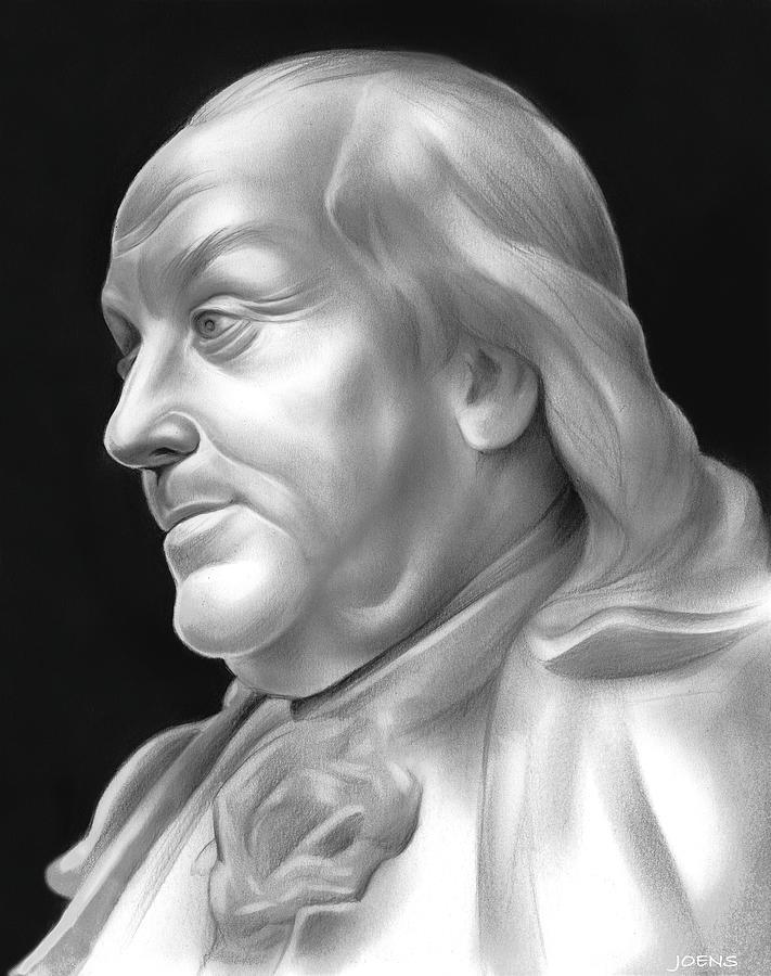 Ben Franklin Drawing