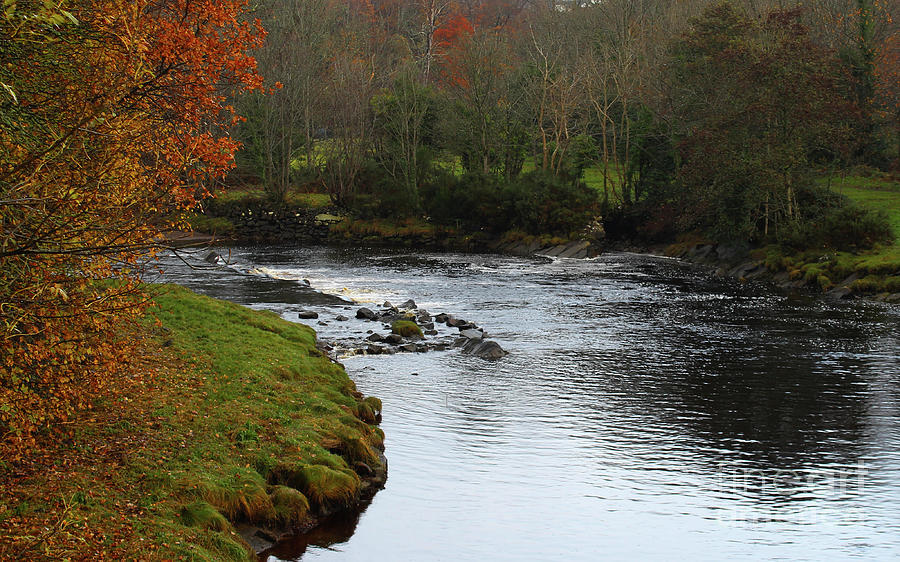 Bend In The River Donegal Photograph