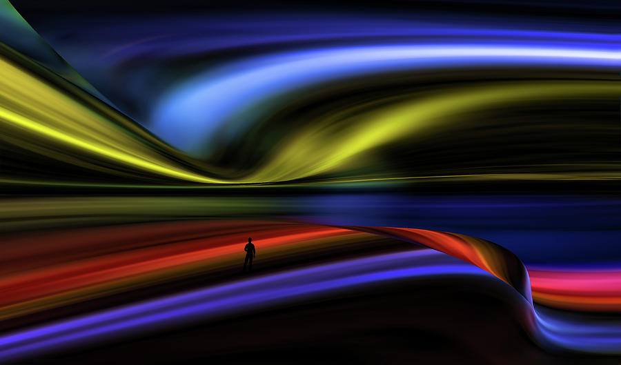 Bending The Light by Phil Dyer
