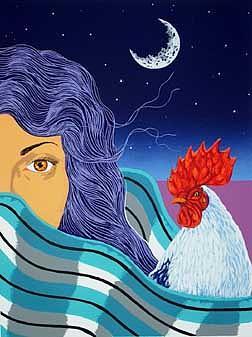 Serie Print - Bendito by Blas Lopez