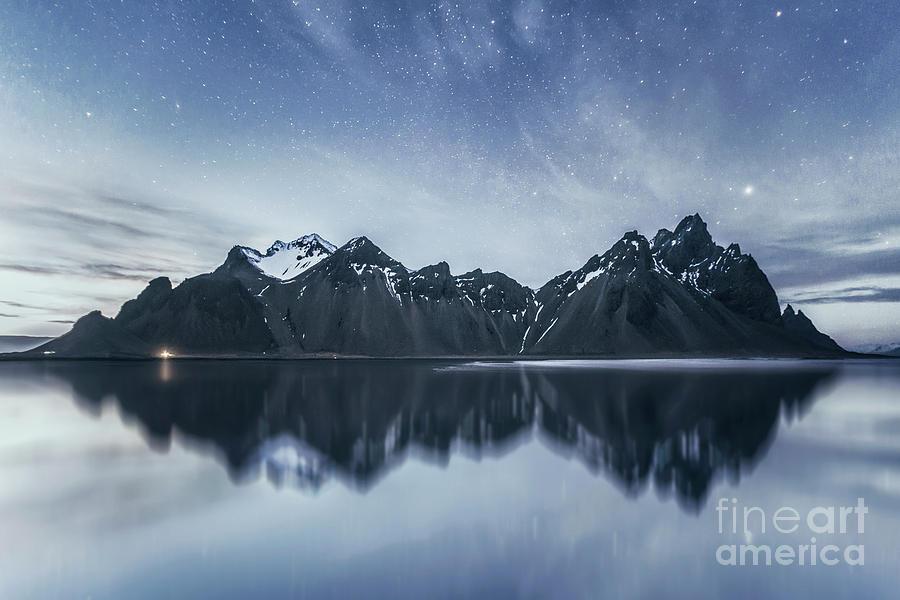 Beneath The Sea Of Stars Photograph