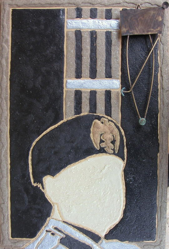 Benito Painting by Salvatore Daddario