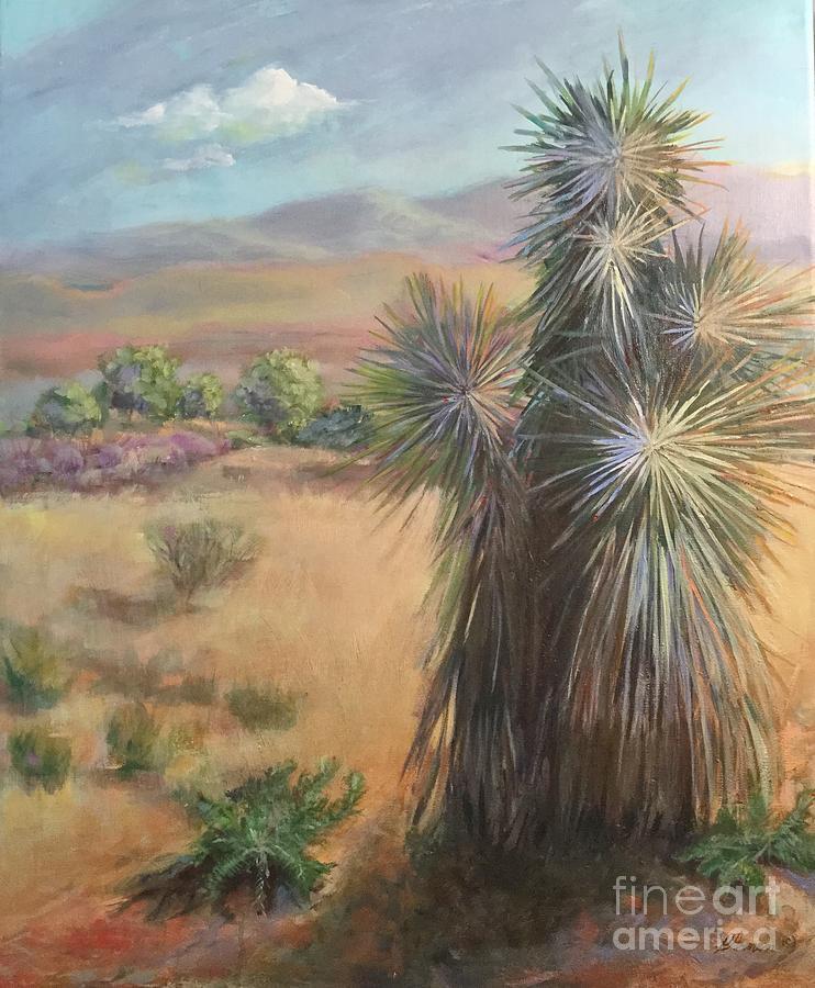 Benson's Yucca by Patricia Amen