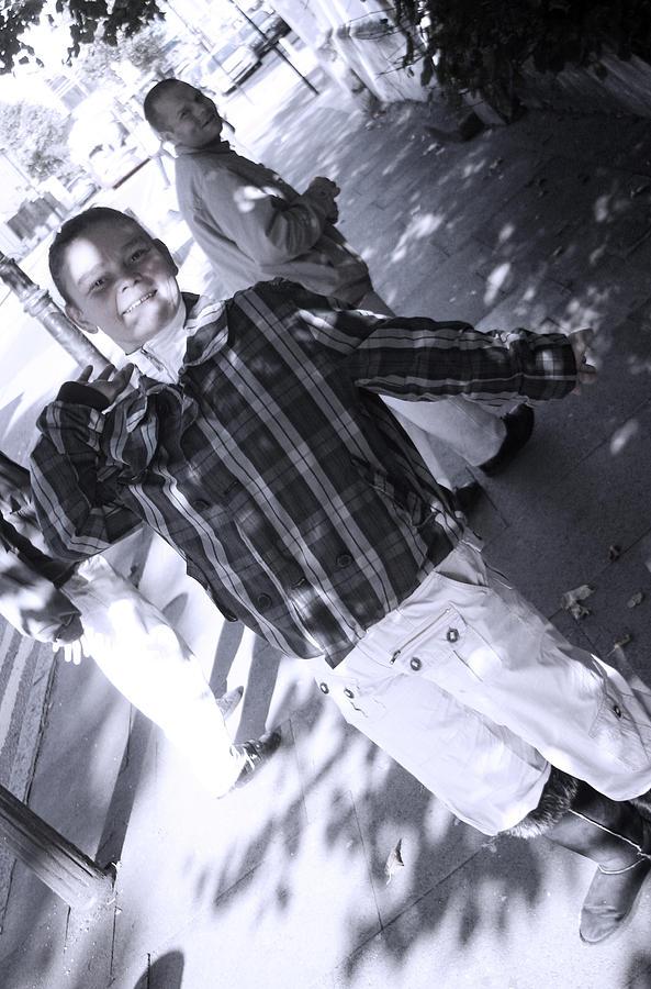 Photographer Photograph - Bent Back 2 by Jez C Self