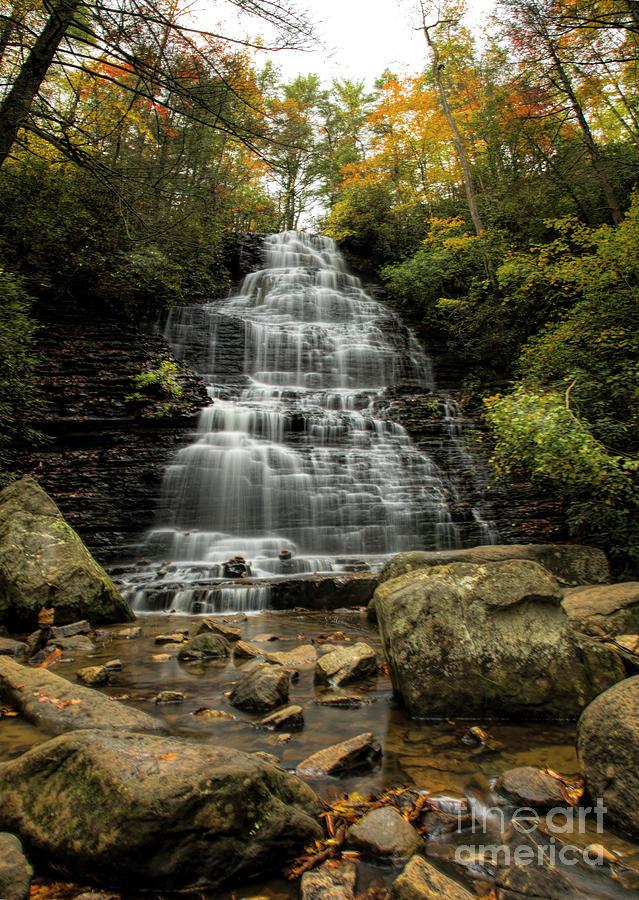 Benton Falls by Barbara Bowen