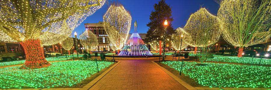 Image result for the lights at bentonville square