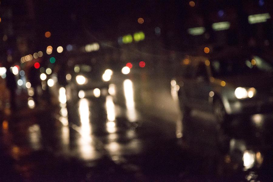 Berlin Nocturne Photograph