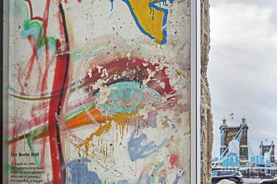 Berlin Wall Photograph
