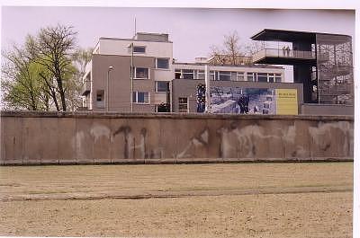 Berlin Wall Memorial Photograph by Phil Kunin