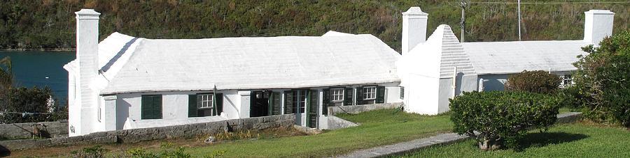 Bermuda Photograph - Bermudian Centuries Old Cottage  by Ian  MacDonald