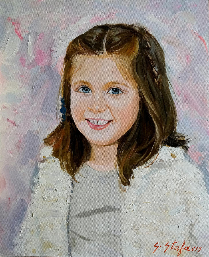 Albania Painting - Berna Bukuroshja E Dibres by Sefedin Stafa