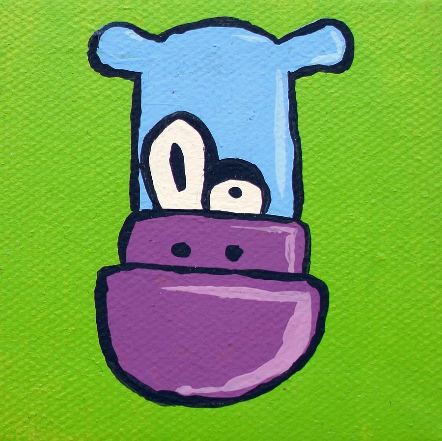 Bert Painting by Jera Sky