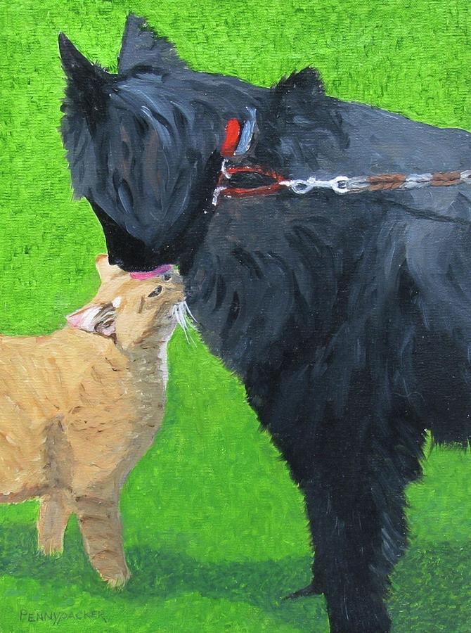 Best Friends by Barb Pennypacker