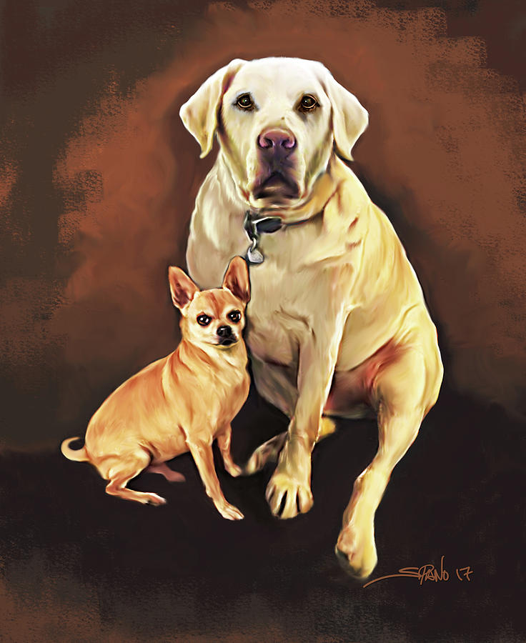 Best Friends by Spano by Michael Spano