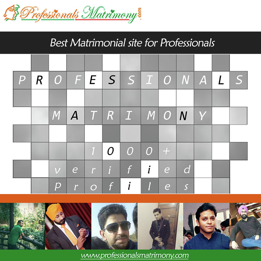 Best Matrimonial Site In India by Sukhwinder