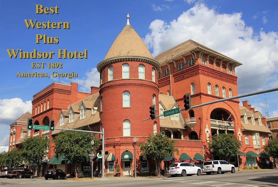 Best Western Plus Windsor Hotel by Jerry Battle