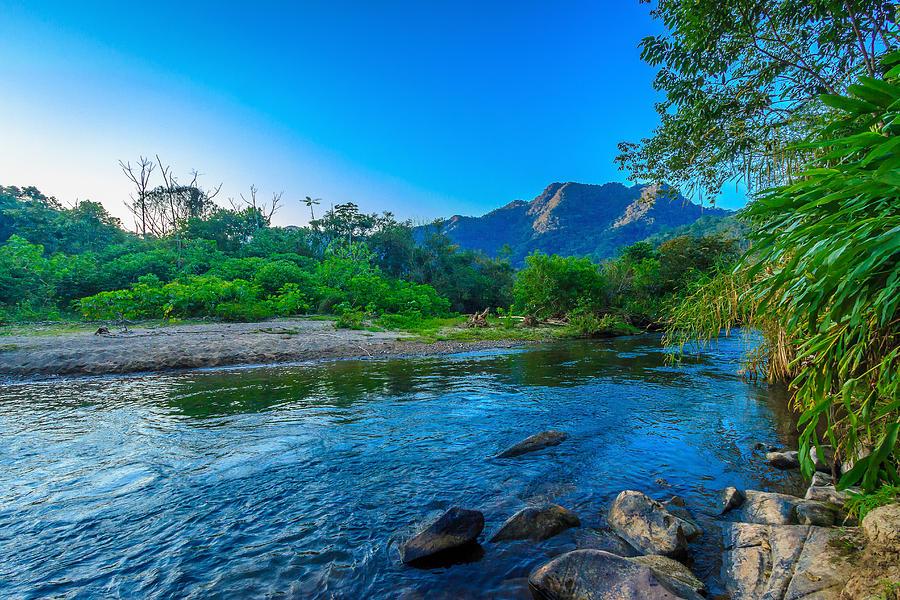 River Photograph - Betari River by Fabio Giannini