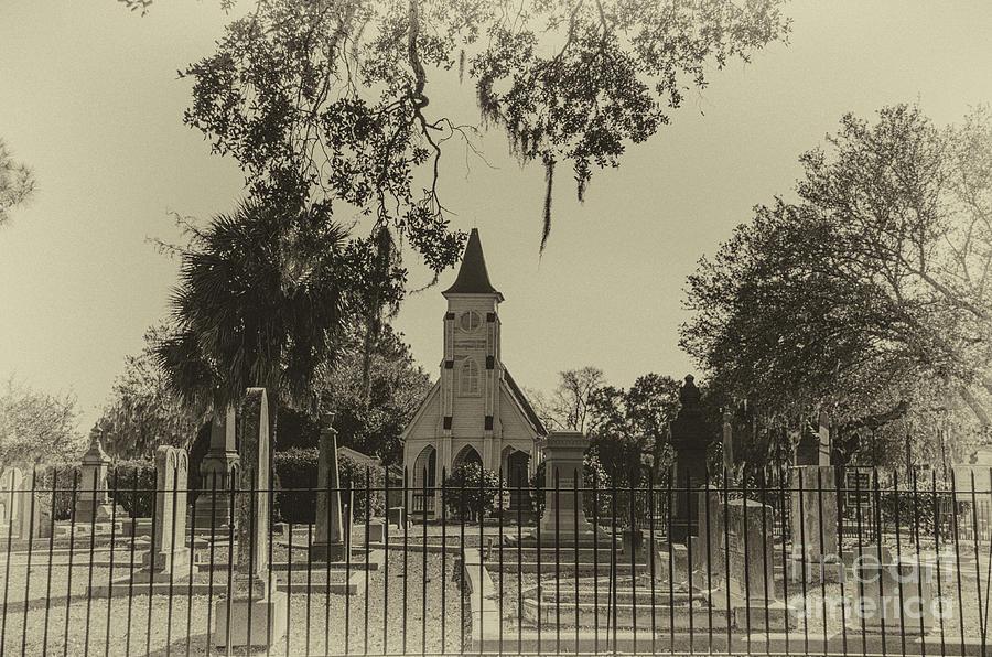 Bethany Cemetery Photograph