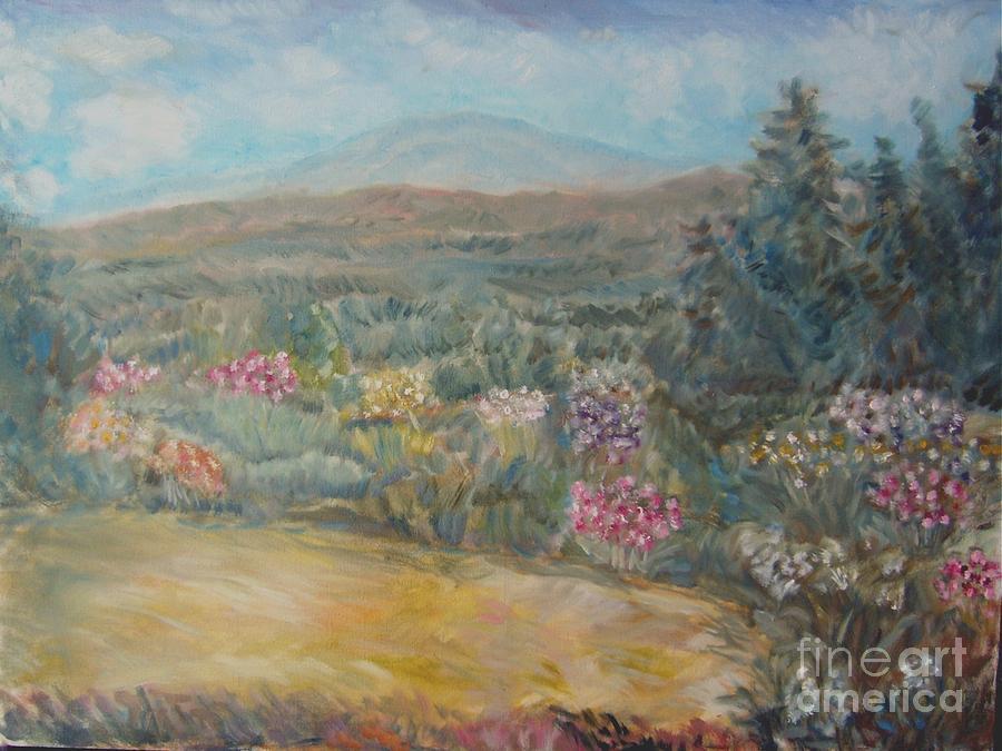 Bethel 9 M Painting by Joseph Sandora Jr